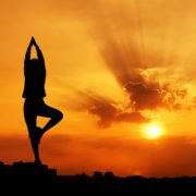 Daily yoga exercise does a good body