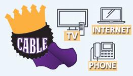 TV, Internet, Phone Services